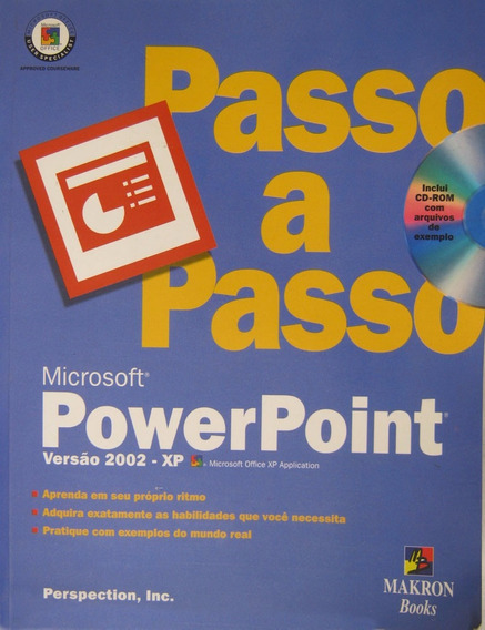 Powerpoint Passo A Passo Cd - Perspection, Inc.