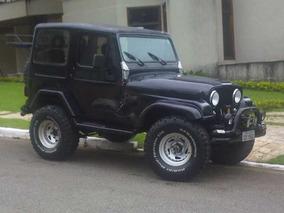 Jeep Modelo Wrangler Preparado Para Trilha.