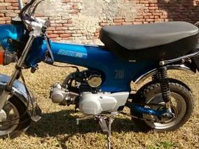Honda Honda Dax 70 St Honda Dax 70 St 1999