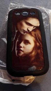 Twilight Funda Rígida Samsung S3 Twilight Importada + Film