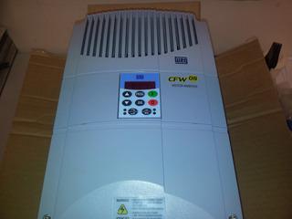 Inversor De Freqûencia Weg Cfw08 10cv 28 Amper Automação Ind