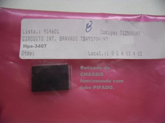 Circuito Integrado Tda9573h/n3 Cce Hps2907-3407