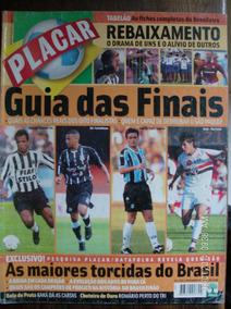 Revista Placar N 1250 Finais 2002 As Maiores Torcidas Do Bra