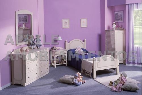 Espejo De Pared Laqueado Patinado Infantil Juvenil Fabrica