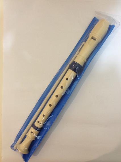 Flauta Doce Csr Sh1503 Em Dó Germânica - Kit Com 50 Unidades
