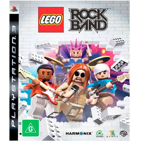 Lego Game Rockband Ps3