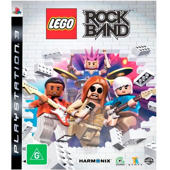 Lego Game Rockband Ps3