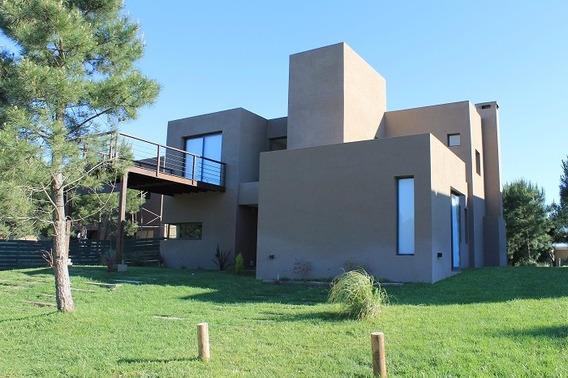 Casa En Alquiler Costa Esmeralda Pinamar- Residencial I