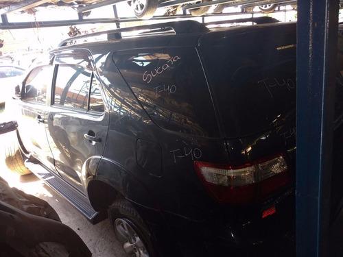 Sucata Batidos Peça Toyota Hilux Sw4 2011