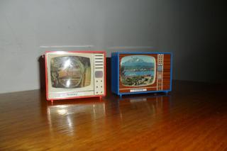 Lote De 4 Mini Proyectores Años 60 Made In Germani