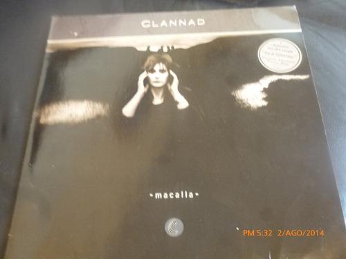 Vinilo  Lp Clannad  ///  Macalla (u589