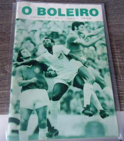 O Boleiro Nº 1, Raríssimo, Ano 1977, Capa Pelé, Muito Bom