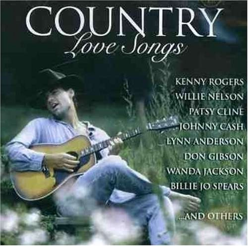 Cd Country Love Songs