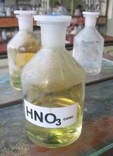 Ácido Nítrico 53% - 500ml