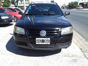 Volkswagen Gol Country 2009 Gnc Aire Y Direccion $ 109000