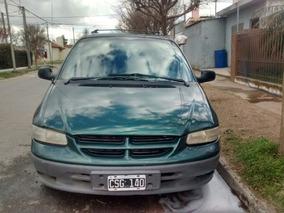 Chrysler Caravan 99 Full Ejecutiva Con Gnc 2 Tub Mot 2.4 16v