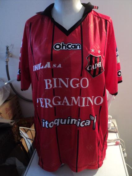 Camiseta Futbol Ohcan Club Atletico Douglas Haig Pergamino