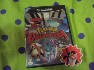 Pokemon Colosseum, Nintendo Gamecube