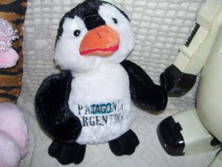 Hermoso Pinguino De Peluche
