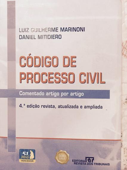 Código Processo Civil Comentado Marinone 2012 Excelente