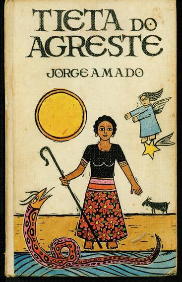 Livro Tieta Do Agreste - Jorge Amado - 618 Paginas