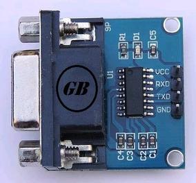 Conversor Rs232 Ttl Max3232 Serial Db9 - 10pc Frete Gratis
