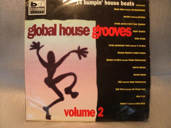 Global House Grooves Volume 2 Doble Disco De Vinilo