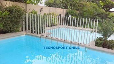 Reja Peineta Piscinas Chile