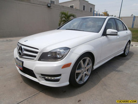Mercedes Benz Clase C 350 Luxury - Automatico