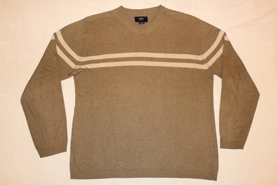 Sweater Soho De Hilo Escote V Talle L