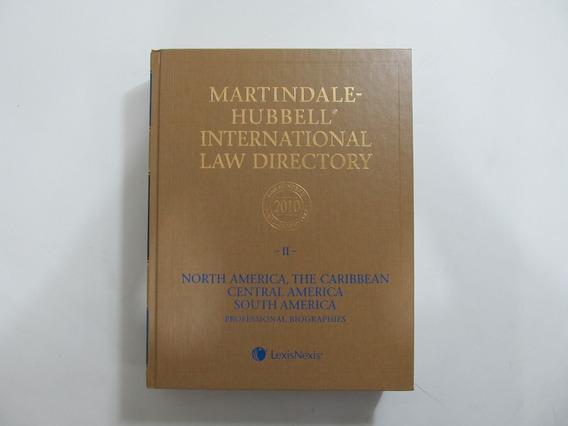 Livro Em Inglês - International Law Directory Vol. 2
