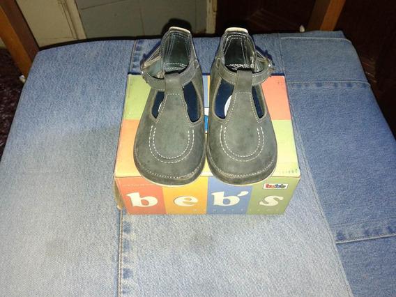 Zapatos Guillermina Nobuk N° 20 Beb´s Piaf
