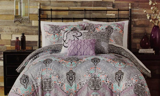 Edredón Queen Size Para Mujer Jessica Simpson 6 Pz