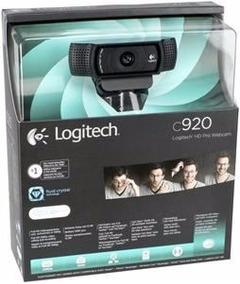 Webcam Logitech C920 Hd Pro 1080p - Pronta Entrega