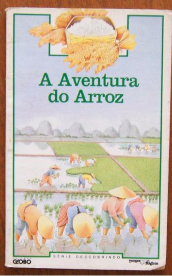 Livro A Aventura Do Arroz Série Descobrindo