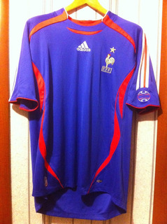 Camisa França adidas Copa 2006 Alemanha Original Da Epoca