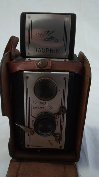 Câmera Francesa Dalphin