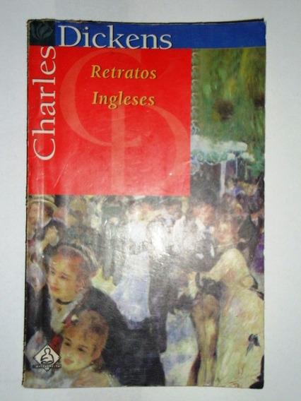 Livro Retratos Ingleses - Charles Dickens