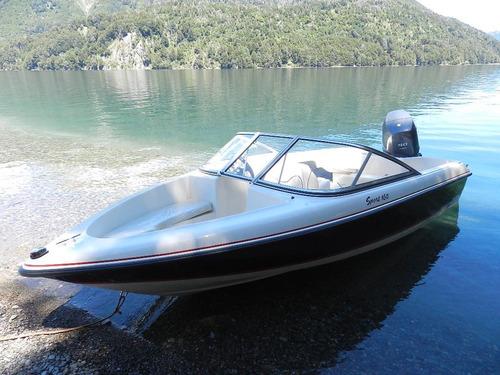 Bermuda 160 Con Yamaha  60 Hp 2 Tiempos Stock Disponible