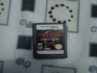Nintendo Ds Metroid Prime Hunters Firts Hunt