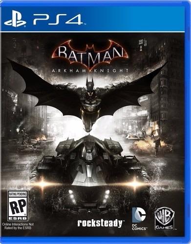 Batman Arkham Knight Ps4 Original**1