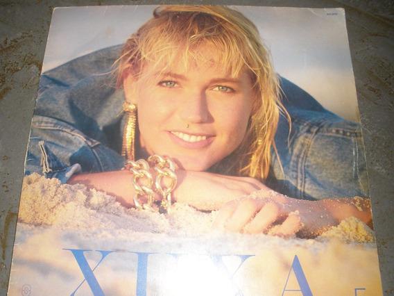 Disco De Vinil Da Xuxa