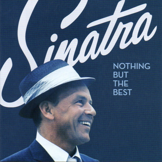 Frank Sinatra Nothing But The Best Deluxe Cd + Dvd Live