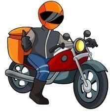 Servicio De Motomensajeria Moto Motomensajeria Wb Servicios