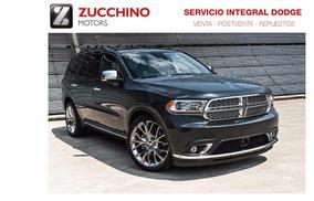 Dodge Durango 7 Pasajeros   0km   Zucchino Motors