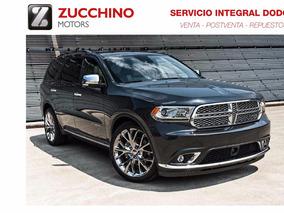 Dodge Durango 7 Pasajeros | 0km | Zucchino Motors