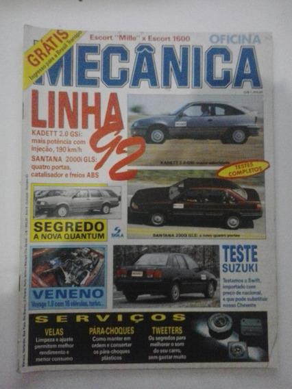 Revista Oficina Mecânica - N° 62 - Frete Grátis