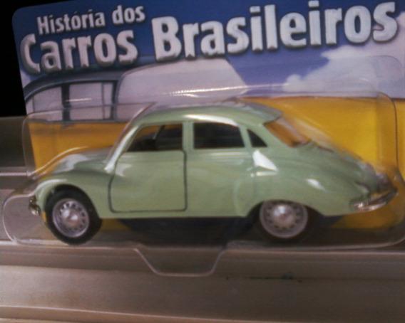 Miniatura Dkw Vemag Carros Nacionais - Escala 1:32 - Novo !
