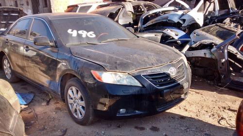Toyota Camry 2008 Xle 3.5 24 Valvulas Sucata Só P/ Peças
