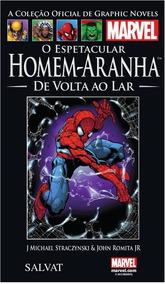 Homem-aranha: De Volta Ao Lar + Pôster - Salvat (lacrado)